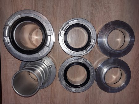 Storzkupplung Aluminium geschmiedet