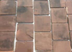 Wesersandstein / Mainsandstein quadratische Platten