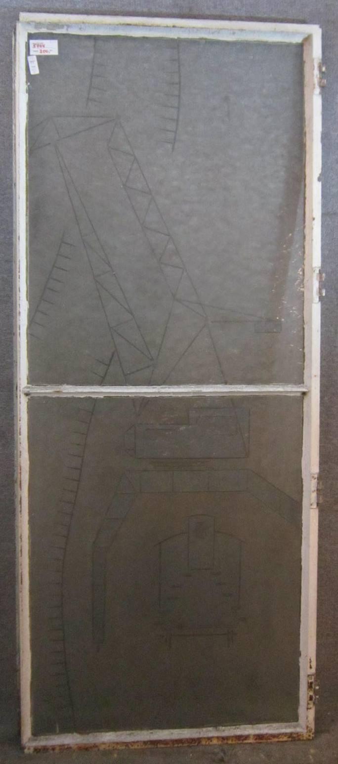 Fensterflügel/Festverglasung