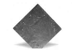 Schieferplatten Wabe 20 x 20 cm Naturschiefer - Restposten