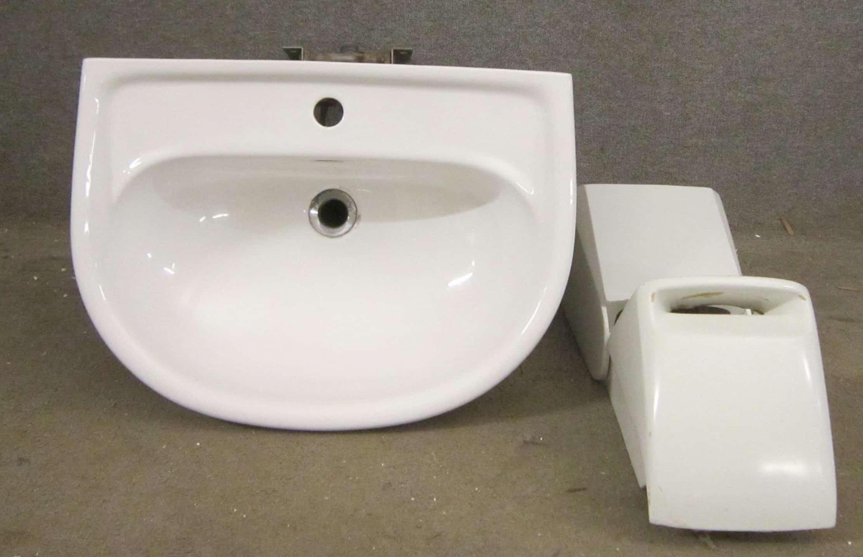 Waschbecken, barrierefrei, höhenverstellbar