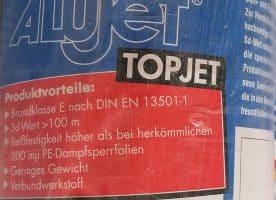 Alujet Topjet Dampfsperrfolie 4x25m SD-Wert></noscript><img class=