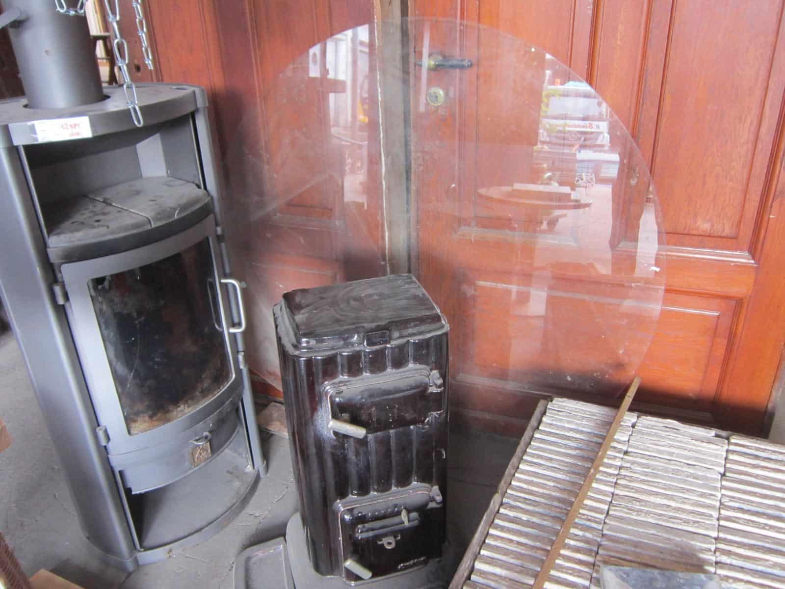 Funkenschutzplatte/Bodenplatte für Kamin und Ofen