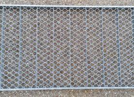 Aco Streckmetallrost für Lichtschacht 100x50cm