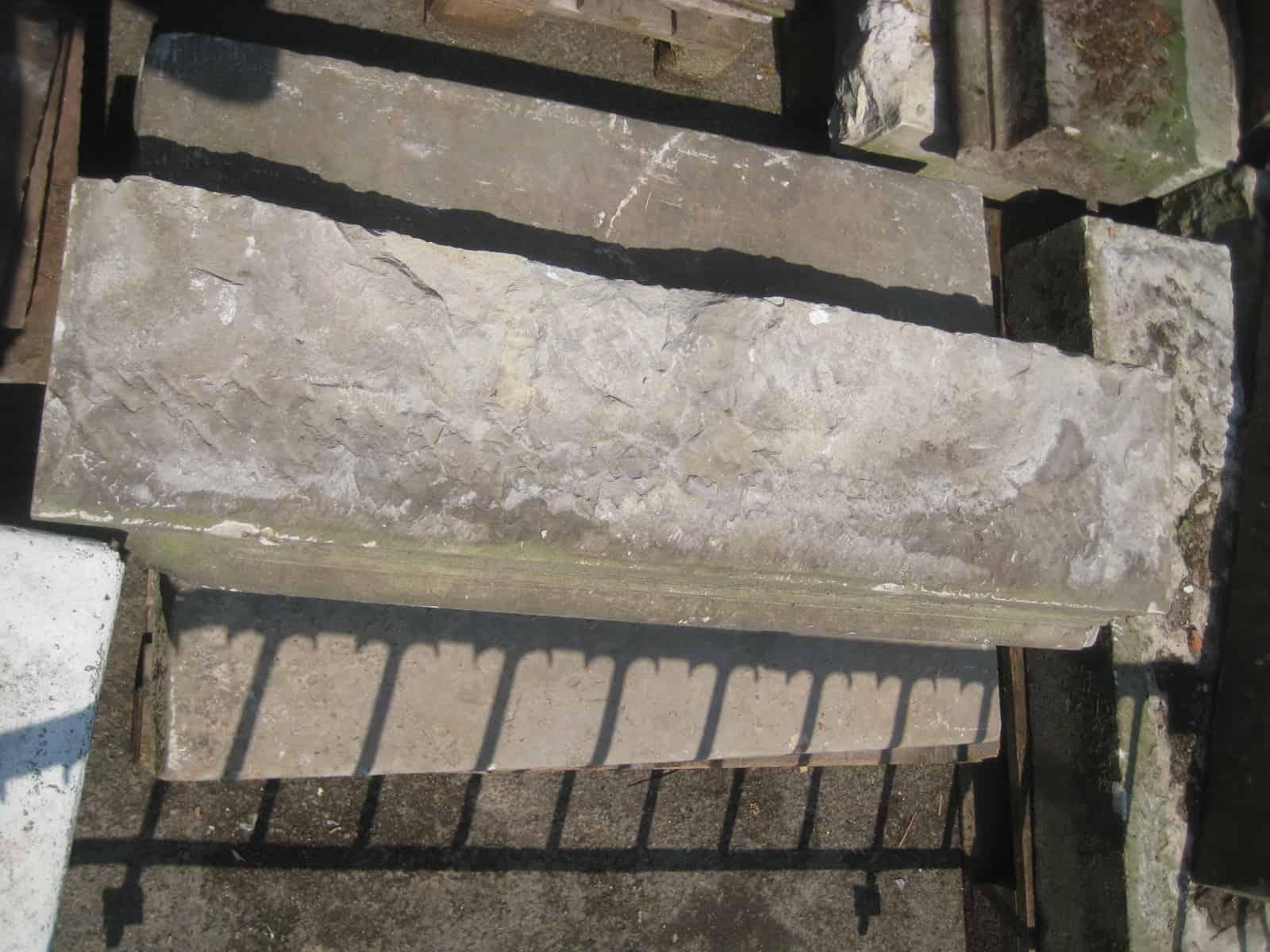 Sandsteinblock