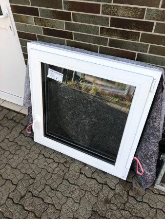Dreifach verglaste Fenster