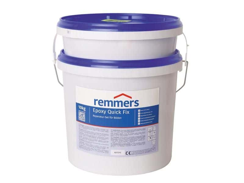 Kunstharzmörtel – Remmers Epoxy Quick Fix, 10 kg -NEU