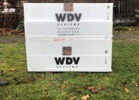 EPS-WDV-Fassaden Dämmplatten