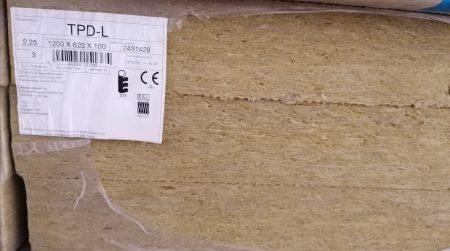 Knauf TPD-L Dachbodendämmplatte WLG 035 1250x625x100mm 2,25 m2 / Pak.