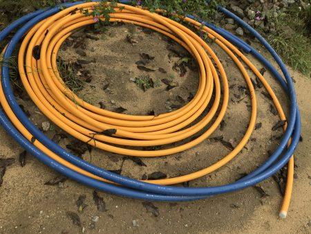 PE Anschlussleitung Gas DN32