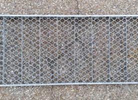 Aco Streckmetallrost für Lichtschacht 125x40cm