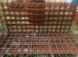 Baustahlmattenwinkel Q-188  1,50x2,30m