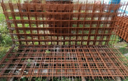 Baustahlmattenwinkel Q-188  1,50×2,30m