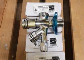 Sanibel 1001 WAS-Geräteanschlussventil verchromt Art.-Nr. 7868747