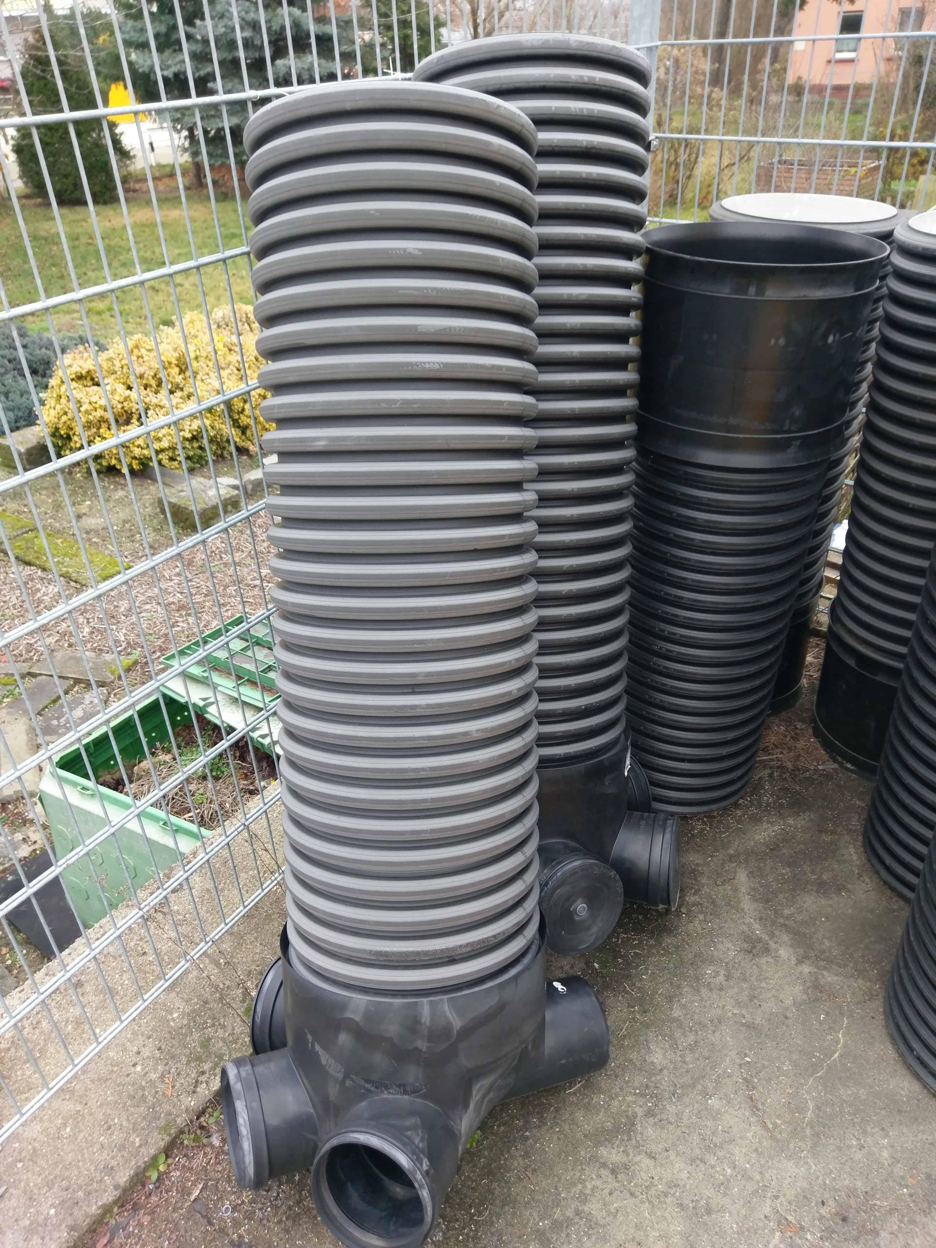 Fränkische Rohrwerke MultiControl Hausanschluß DN 400 1500mm