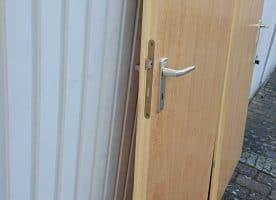 Türen Holzfunier