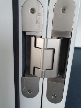 Schallschutztür