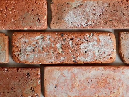 Herbst special rustikale Antikriemchen rote Klinker Riemchen Retro Wand alte Ziegel Verblender used Look Loftoptik Steinwand Wandpaneele Fliesen