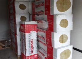 Steinwolle Rockwool Speedrock 2 Putzträgerlamelle 160mm (Paket mit 4 Platten)