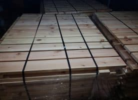 Massivholzplatten, Zaunelemente, Stallelemente