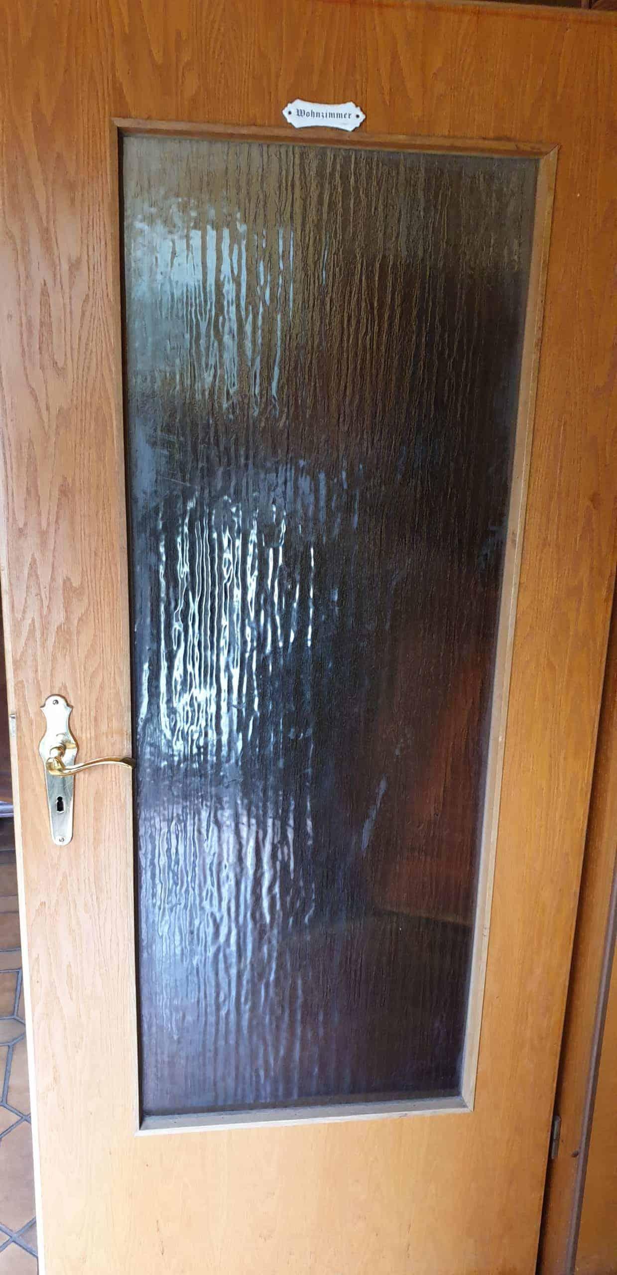 Zimmertüren Holz mit und ohne Glaseinsatz