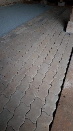 Betonpflasterstein 8 cm