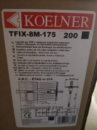 Koelner TFIX-8M-175 Fassaden-Tellerdübel