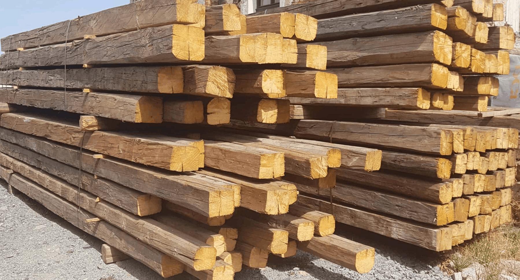 Altholzbalken kaufen auf restado