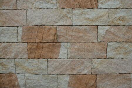 Naturstein-Trockenmauersteine, Schichtmauerwerk