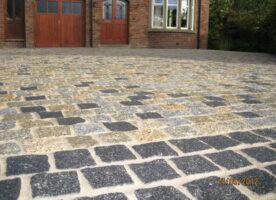 Granitpflaster, Kopfsteinpflaster 10 x 10 x 10cm