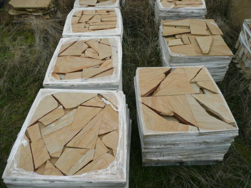 Terrassenplatten, Sandstein 3cm