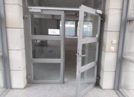Feuerschutzaußentüren