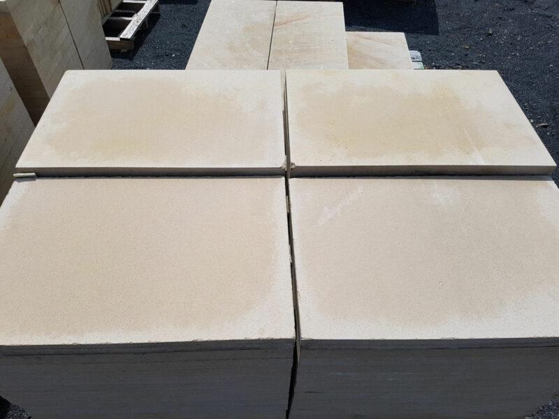 Sandstein – Formatplatten, Terrassenplatten
