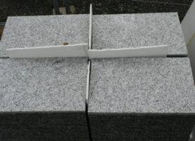 "Granitplatten ""Gris Parga"""