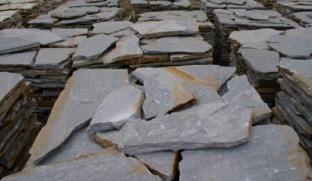 Quarzit-Natursteinplatten (2-3cm)