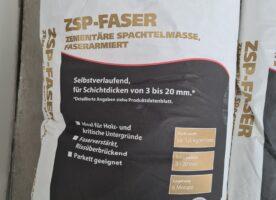 PROFILINE ZSP ZEMENTÄRE SPACHTELMASSE 25KG