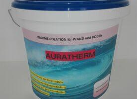 AURATHERM Thermoschutz Paste zur Innenwanddämmung