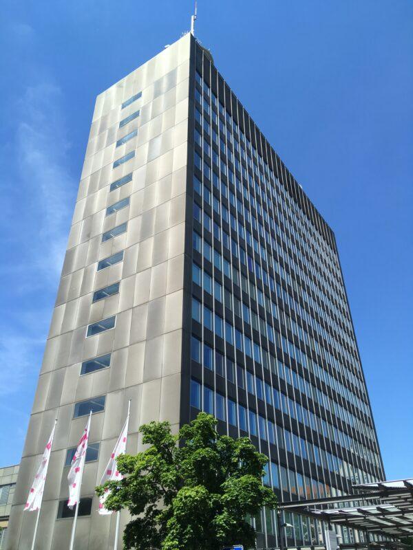 Aluminium Fassadenelemente