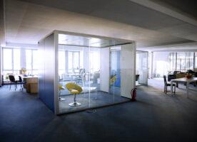 Lindner Office Cubes, Konferenzraum, Meetingraum - guter Zustand