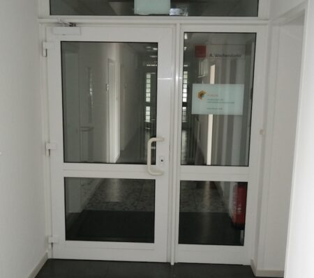 Wohnungseingangstüren (5 Stück)