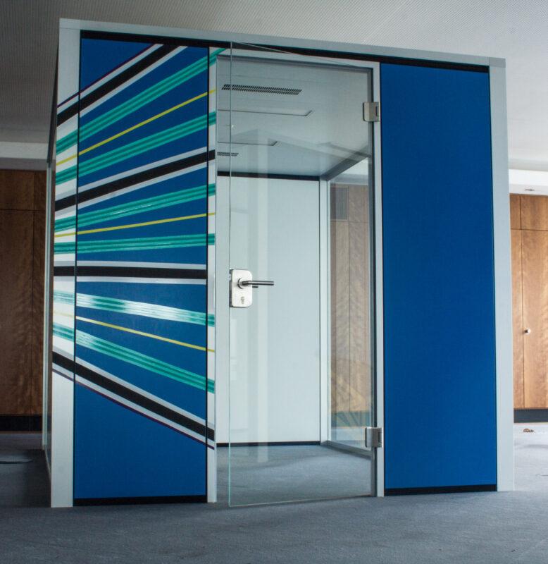"""Lindner Office Cubes, Konferenzraum, Meetingraum – guter Zustand"""""""