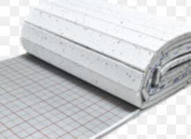 Rygoroll Trittschall-Dämmung m. Klebestreifen EPS 045 DES SM 20mm