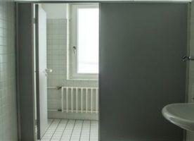 Trennwände, WC-Trennwand (1,55m)