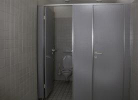 WC-Trennwand - 1,86m