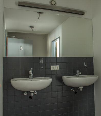 Keramag Waschbecken mit Hansa Armatur (2 Stück)