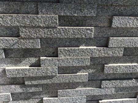 Granitmauerverblender