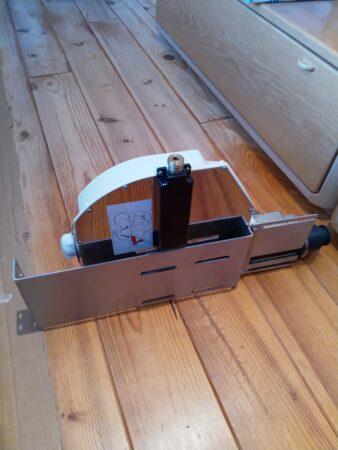 Hansa Rollbox Schlauchaufroller