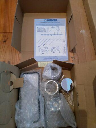 Hansa Matrix Einhandbatterie