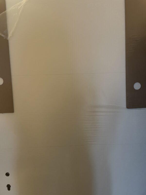 Zimmertür Savona Röhrenspan Weißlack 86 cm x 196,5 cm Anschlag Rechts