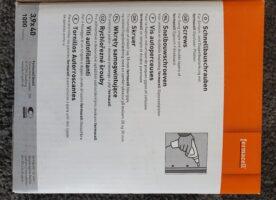 Fermacell Schnellbauschrauben 3,9x40 (1000 Stk pro Packung)